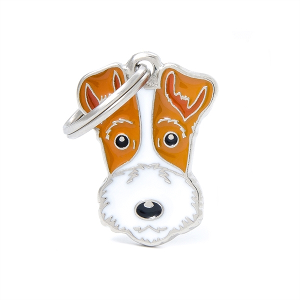 Billede af Fox Terrier hundetegn
