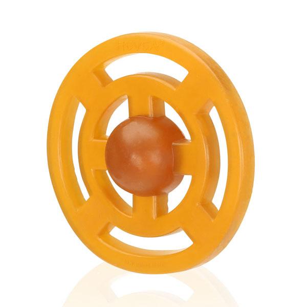 Image of Hevea hundelegetøj, Galaxy frisbee