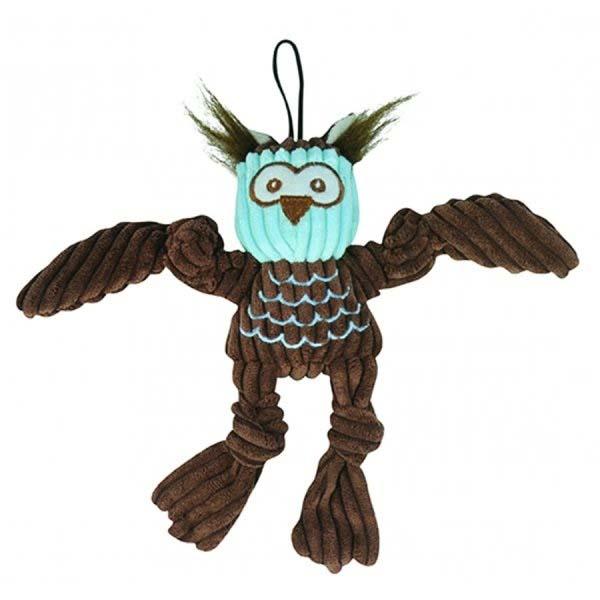 Billede af Hugglehounds Owl Knotties - Large