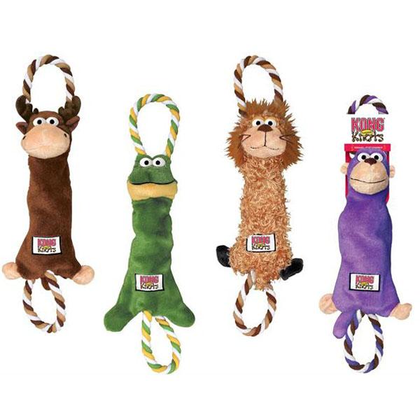 KONG Tugger Knots  hundelegetøj
