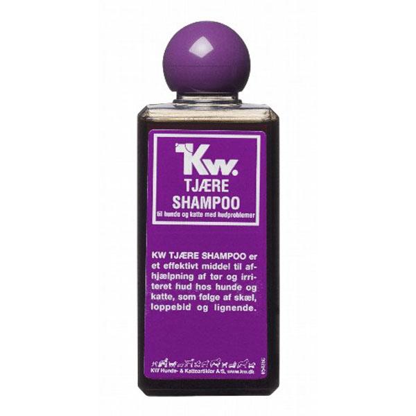 Image of Hundeshampoo: KW Tjære Shampoo