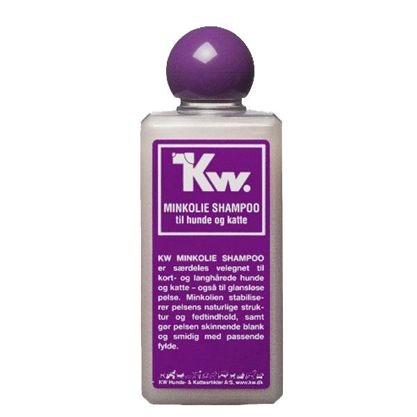 Hundeshampoo: MinkoliePelsolie
