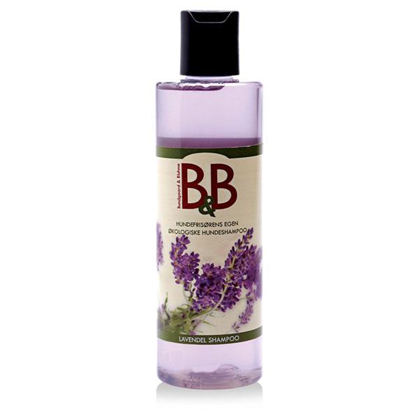 Billede af B&B Økologisk Hundeshampoo, Lavendel