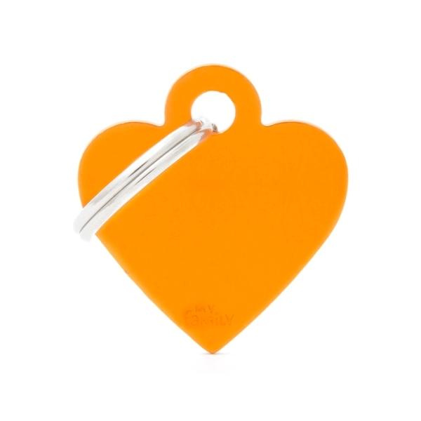 Billede af Hundetegn hjerte Basic, small