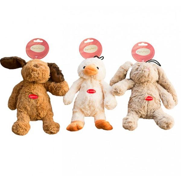 Billede af Hundelegetøj, sød bamse