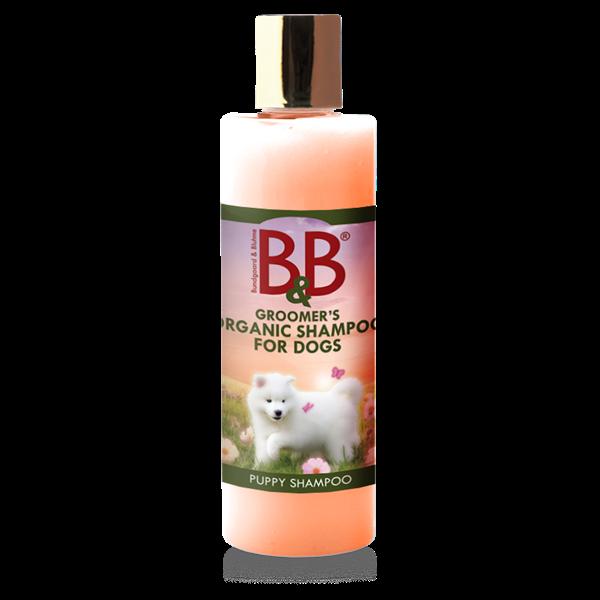 Billede af B&B Økologisk Hvalpe shampoo