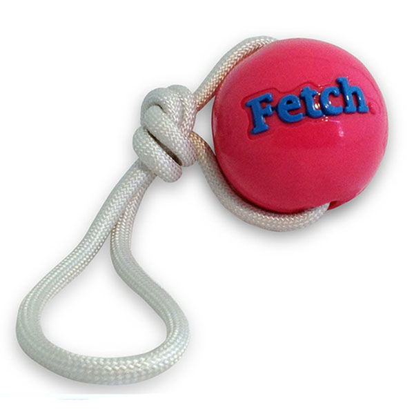 Image of   Orbee-Tuff Orbee fetch bold med reb