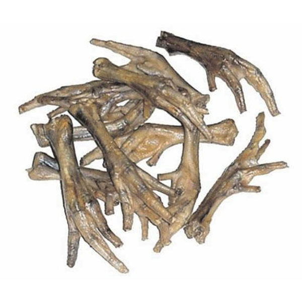 Billede af Hundegodbid Kyllingefødder, 250 g.
