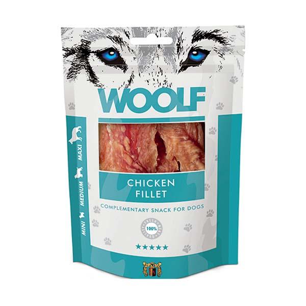 Image of Hundegodbid Woolf chicken filet 100 g