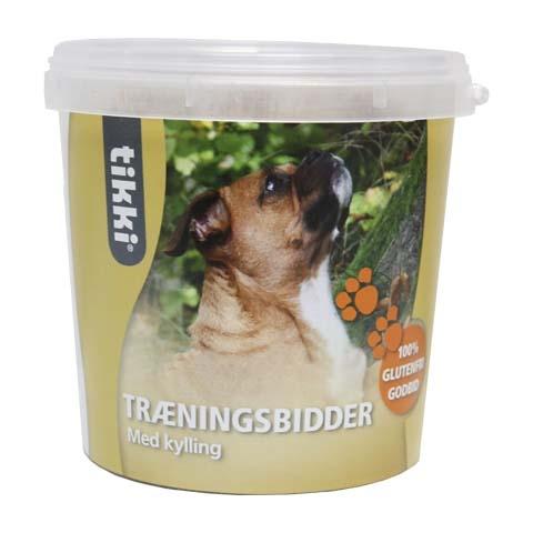 Billede af Træningsgodbidder til hunde, 700 g. - Kylling