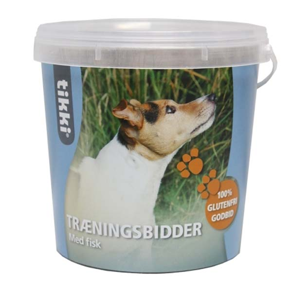 Billede af Træningsgodbidder til hunde, 700 g. - Fisk