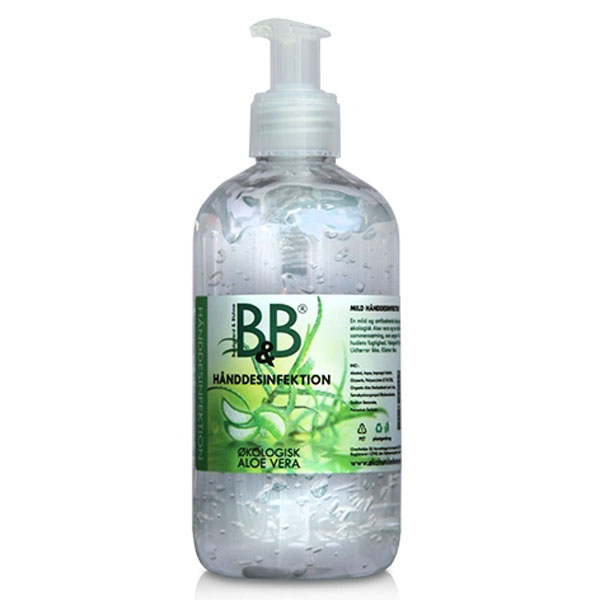 B&B Hånddesinfektion, 300ml