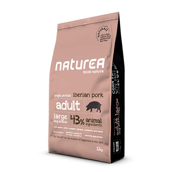 Image of   Naturea Naturals Iberian Pork, 12kg