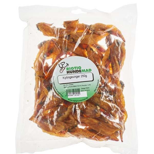 Kyllinge vinger, 250 g.