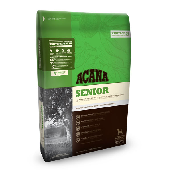 Image of   ACANA hundefoder Senior 11,4 kg