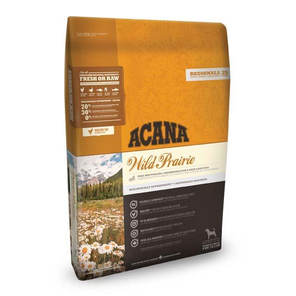 Image of   ACANA hundefoder Wild Prairie11,4kg