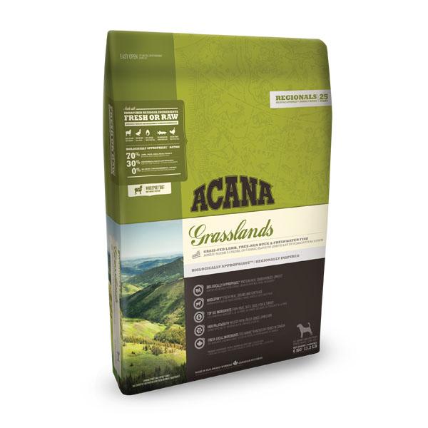 Image of   ACANA hundefoder Grasslands 11,4kg