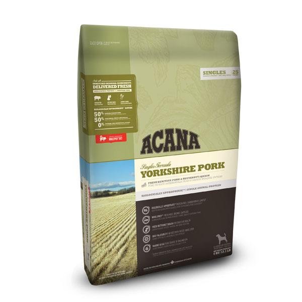 Image of   ACANA hundefoder Pork og Squash 11,4 kg