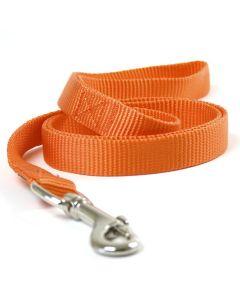 Hunter Vario hundesnor i nylon-Orange-1 cm