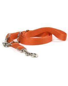 Hunter Vario dressurline-Orange-1 cm