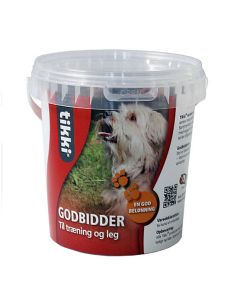 Hundegodbidder, Tikki Mini godbidder, 500 g, mix