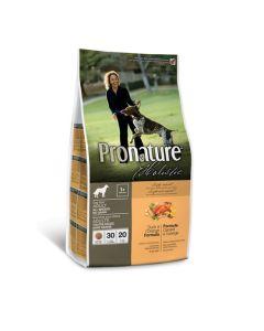 Pronature hundefoder med and-2,72kg