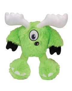 Godog Yetis  Monster hundelegetøj-Grøn-Large