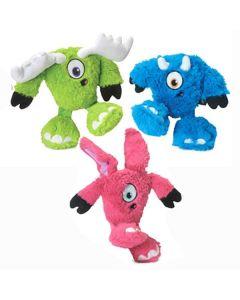 Godog Yetis  Monster hundelegetøj
