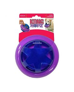 Hundelegetøj KONG Hopz Ball