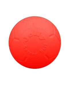 Hundefodbold  punkterfri bold-Orange-Medium