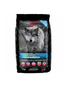 Alpha Spirit hundefoder med fisk