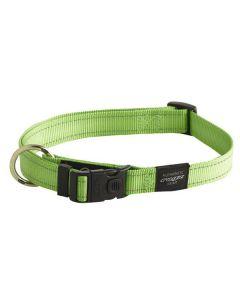 Rogz Utility Halsbånd-XL-Lime