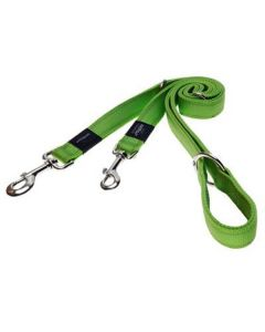 Rogz Utility Multipurpose Hundesnor-Lime-M