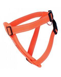 Ezydog sikkerhedssele til hund-Orange-L