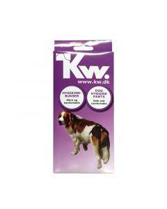 KW Løbetidsbukser med 5 stk. indlæg