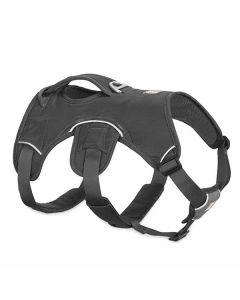 Ruffwear Web Master hundesele (ny)-Grå-XXS