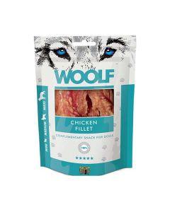 Hundegodbid Woolf chicken filet 100 g