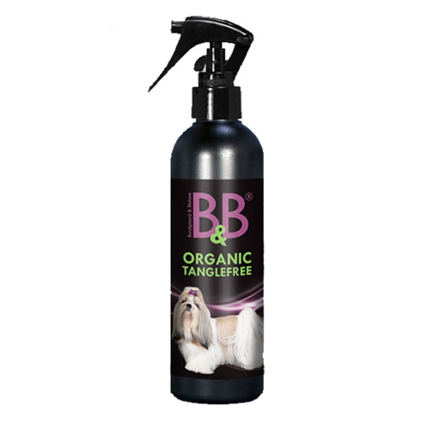 Image of   B&B Filtfri / Udfriseringsspray, 500 ml